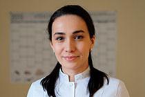 Курчаева Зайнап Вахмурадовна