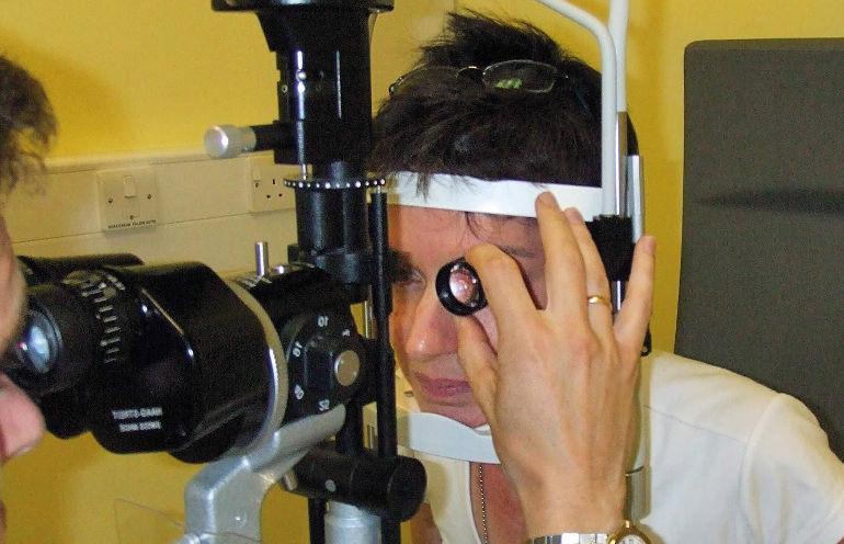Как проводится исследование глазного дна