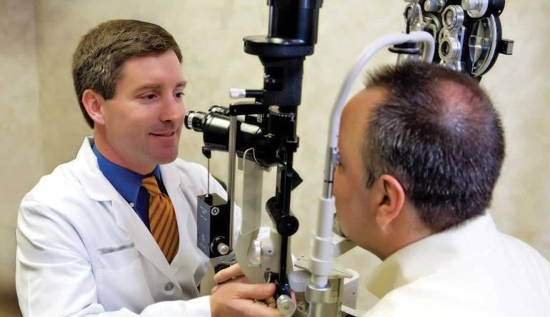 пигментация сетчатки глаза лечение