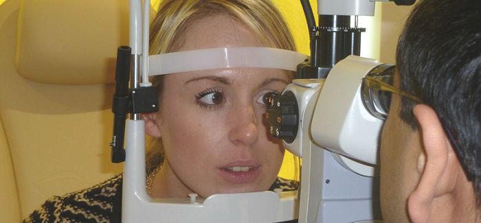 Лечение сетчатки глаза лазером