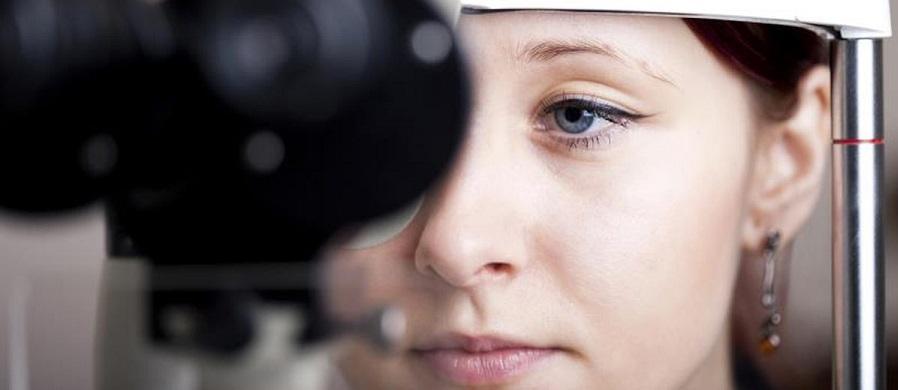 После операции на сетчатке глаза