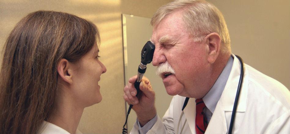 Заболевания глаз при сахарном диабете диагностика